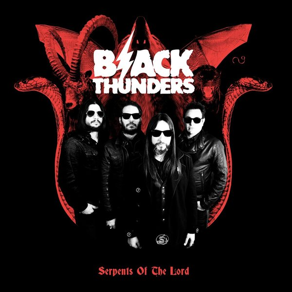 Black Thunders - Serpents of the Lord (Digipack CD)